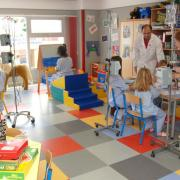 Aula de Pediatría