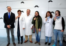 """El Centro de Salud de Navamorcuende (Toledo) promueve el ejercicio físico saludable bajo el lema """"Mueve el bigote, mueve el corazón"""""""
